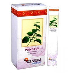 Incensum Patchouli