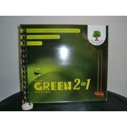 Green Incense 2 in 1