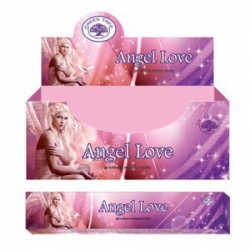 Green Tree - Angel Love