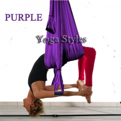 YogaStyles Yoga Swing Paars