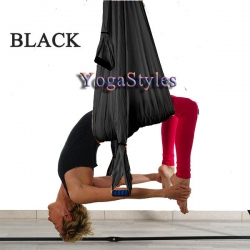 YogaStyles Yoga Swing Zwart