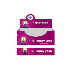 Green Tree - Happy Yoga