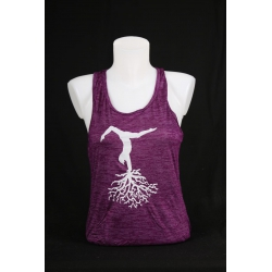 YogaStyles singlet Boom paars one size